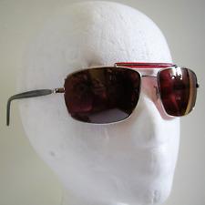 Maui Jim Manele Bay Sunglasses - Silver & Red/Maui Rose -NO CASE-