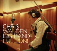 CHRIS WALDEN - FULL-ON  CD NEW