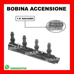 BOBINA ACCENSIONE OPEL ADAM-AGILA-ASTRA-CORSA-INSIGNIA 1.2-1.4 DA 03 25195107 87