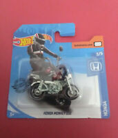 HOT WHEELS - HONDA MONKEY Z50 - SHORT CARTE - MOTO - GHC11 - R 6065