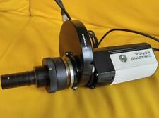 QImaging Retiga 1300 with RGB filters 1394 camera, 0.6x HRD adapter, TESTED