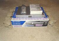Sharp DV-HR450S DVD-Recorder / 160GB HDD, in OVP inkl. FB&BDA, 2J. Garantie