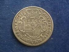VI ( 6 ) Kreuzer 1745 Graz Maria Theresia Graz selten RDR Marie Terezie W/19/539