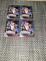 2019 20 Hoops Premium Stock Kendrick Nunn #250 Lazer Prizm 4 Rookie Card Lot