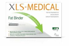 XLS Medical Fat Binder Tablets Weight Loss Aid - 10 Day Trial Pack, 60 Tablets