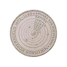 5 DM Gedenkmünze, Nikolaus Kopernikus