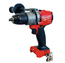 Milwaukee M18fpd2-0 18v Gen 3 Fuel Hammer Drill Driver - M18 5 Years