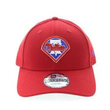 Philadelphia Phillies New Era MLB Team 9Forty Hat In Red Genuine Merchandise Gym