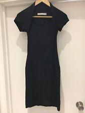 ZARA slim Noir Dress-XS