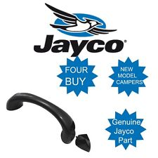 4 x Jayco Camper Grab Handle BLACK UV stabilized Plastic 600-02010 new style