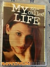 My So-Called Life, Volume Two (Dvd, 2013, 2-Disc Set) Brand New! Claire Danes