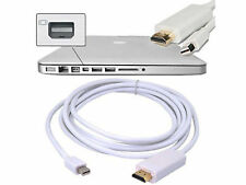 6ft Thunderbolt Mini DisplayPort DP to HDMI Adapter Cable Apple Mac Macbook L