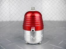 -6 AN RED S-Max Universal Fuel Pressure Regulator with Dual Port FPR Turbo