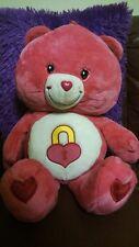 RARE Care Bears SECRET bear 28 inches TCFC 2004 Limited Htf
