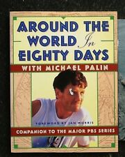 Around the World in 80 Days Michael Palin Companion to PBS Series 1995 PB Book