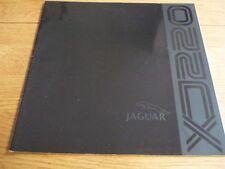 JAGUAR XJ 220 PRESTIGE Brochure jm