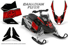 SKI-DOO REV XP SNOWMOBILE SLED GRAPHICS KIT WRAP CREATORX DECALS CAN FLYER RB