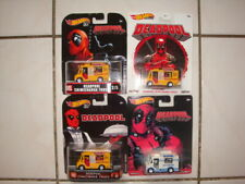 (4ct) Hot Wheels * Dead Pool - Chimichanga Truck'S * Collection !