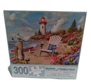 """300 Large Piece Jigsaw Puzzle By """"BITS AND PIECES"""" DAYDREAM II BY ALAN GIANA"""