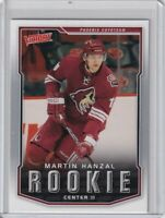 MARTIN HANZAL ROOKIE Card RC 2007 2008 UPPER DECK VICTORY NHL #321 COYOTES