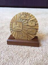 John Deere 1988 Calendar Medallion New in the box