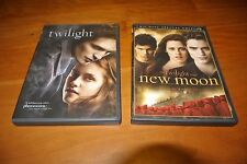 Twilight and Twilight Saga New Moon 2-Disc Set, Special Edition DVD