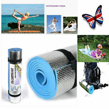 Blue 180 * 60 * 0.6cm Thick Mat Pad for Leisure Picnic Exercise Fitness Yoga UL
