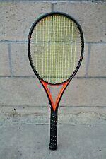 "SLAZENGER Aero V100 3K Carbon Fiber Tour Tennis Racquet Racket 4 3/8"" Grip UK"