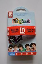 25x Job lot One direction blingkers flashing wrist bands 1D Party gift etc