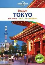 Lonely Planet Pocket Tokyo Travel Guide 6 Edition August 15, 2017