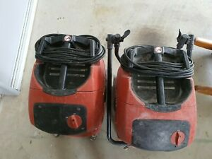 Hilti Vacuum X 2 with Hose Great Condition and working order.