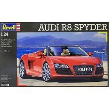 REVELL 07094 AUDI R8 SPYDER 1/24 scala del modello in plastica auto KIT