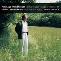 NIKOLAUS/CGO HARNONCOURT - SINFONIE 9/THE WAT...CD NEW