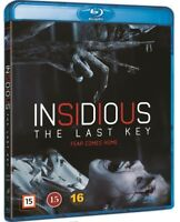 Insidious The Last Key Blu Ray
