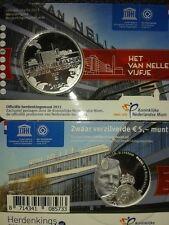 NEDERLAND     Van Nelle Vijfje 2015 UNC-kwaliteit in coincard   IN STOCK