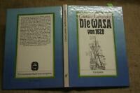 Fachbuch Geschichte & Hebung der WASA 1628, historische Kriegsschiff, DDR 1989