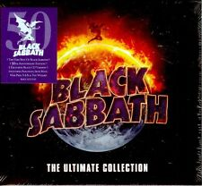BLACK SABBATH - THE ULTIMATE COLLECTION (2 CDs Deluxe Edition | DIGIPACK)