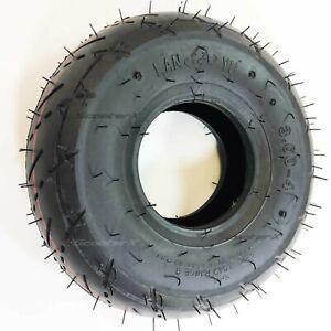 300x4 Tire Part 33 43cc 49 50cc 52 cc 9x3.5-4 Razor X-Treme Saloor Single Tire