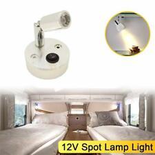 12VLED lampe Ajustable Bateau Lumière  Camping car VAN LiseuseLumière Caravane
