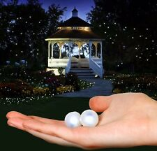 Fairy Berries WHITE 10 Pack LED Lights Battery Waterproof Wedding Party Decor