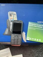 Nokia  E52 - Metallgrau-Aluminium (T-Mobile) Smartphone (99916366)