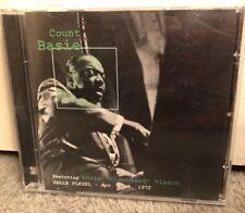 CD Music Count Basie Eddie Cleanhand Vinson Salle Pleyel April 17th 1972