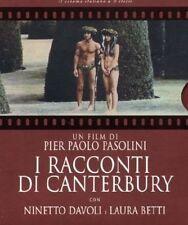 Dvd I RACCONTI DI CANTERBURY  ......NUOVO