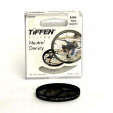 Tiffen 52MM Neutral Density 0.6 Filter 2-stops ND4
