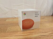 Google Home Mini Smart Assistant - Coral BRAND NEW and SEALED