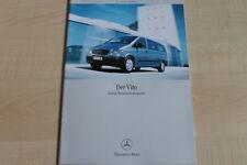 159732) Mercedes Vito - Kombi - Personentransporter - Prospekt 06/2004