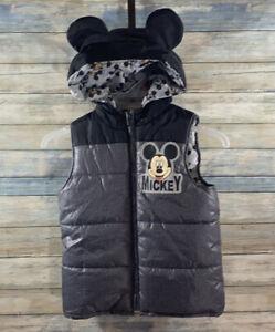 Disney Cute Mickey Vest For Kids 5T