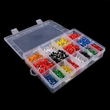 2120 Pcs Insulated Cord Pin End Terminal Bootlace Ferrules Kit Set Wire Copper