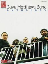 DAVE MATTHEWS BAND - Anthology Guitar TAB Book *NEW* PILI Music, Songs, Play