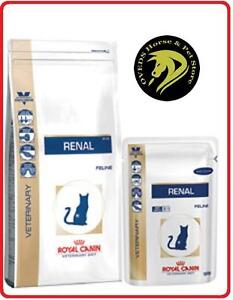 Royal Canin Feline Renal with Chicken 12 x 85gm